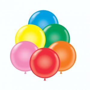 17 Standard Asst Balloons