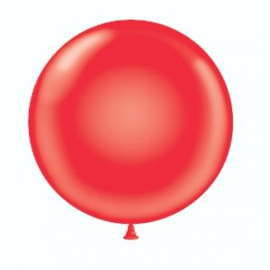 36 & 17 Red Balloon