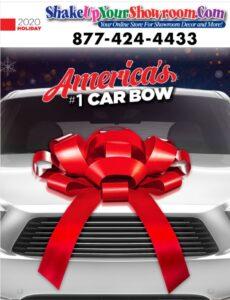 America's #1 Car Bow